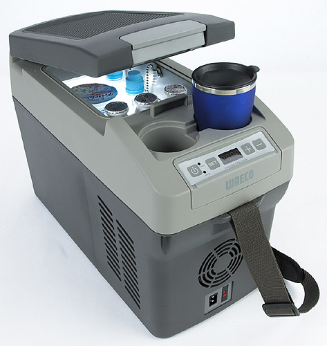 WAECO CoolFreeze CDF 11 Kompressor-K&#252;hlbox
